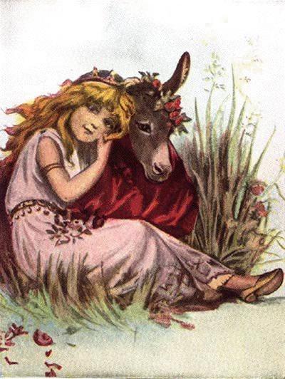 A Midsummer Night's Dream: Titania and Nick Bottom | K.G. Taratuta's A Midsummer Night's Dream | Scoop.it