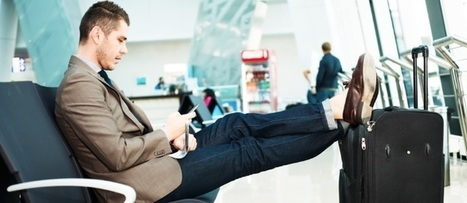 What are travellers saying when they use social media at airports? [INFOGRAPHIC] | Tourism Social Media | Scoop.it