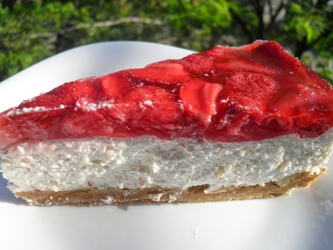 No-bake Summer Cheesecake ~ ibaketoday | IBakeToday | Scoop.it