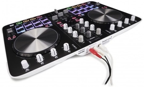 Review & Video: Reloop Beatmix 4 Serato DJ Intro Controller | DJing | Scoop.it
