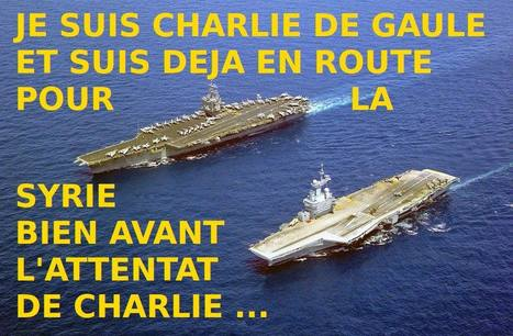 """Voeux aux armées : Hollande sur le """"Charlie"""" de Gaulle   Autres Vérités   Scoop.it"""