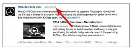 LinkedIn presenta los Posts patrocinados | Bits on | Scoop.it