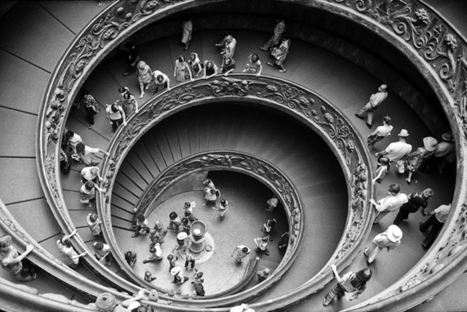 La fascinante #fotografía urbana del sueco Nils Erik Larson (50 ... | Fotografia Urbana | Scoop.it
