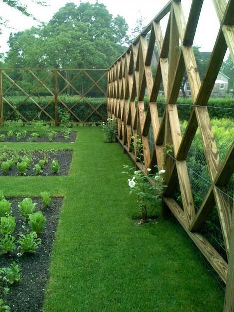 Deer Fencing, Hamptons Edition   Garden Ideas by Team Pendley   Scoop.it