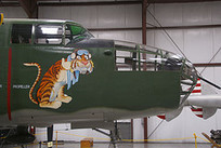 North American B-25J Mitchell, Nose Art, Yanks | WW2 Bomber - Nose Art | Scoop.it