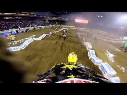 2013 Seattle Supercross GoPro Footage - TransWorld Motocross | motocross!!! | Scoop.it