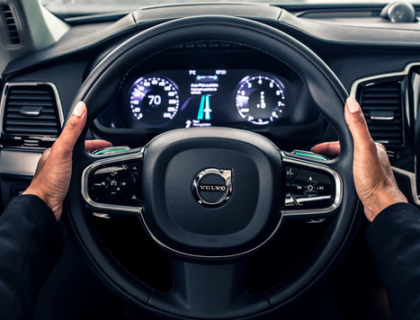 Volvo's Planning to Put 100 Chinese Customers in Self-Driving Cars ...  | Management - Innovation -Technology and beyond | Scoop.it