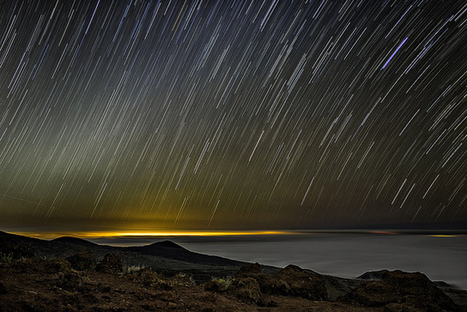 Star Trails over Hilo | New | Scoop.it
