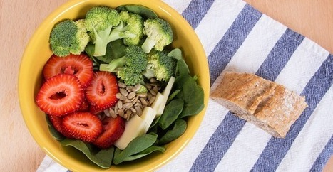 35 Quick and Healthy Low-Calorie Lunches | Nutrition Today | Scoop.it