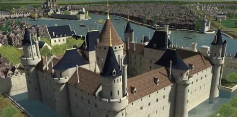 Immersion en 3D dans l'histoire de Paris | Fatioua Veille Documentaire | Scoop.it