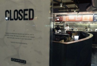 How Foursquare knew before almost anyone how bad things were for Chipotle | Agricultural literacy | Scoop.it