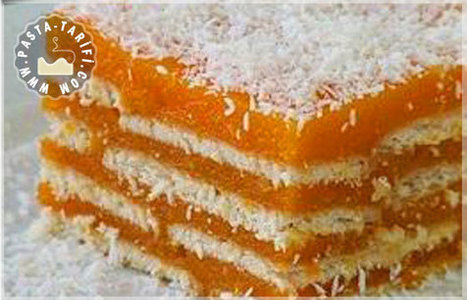 Havuçlu Portakallı Yaş Pasta Tarifi | Pasta Tarifleri | Scoop.it