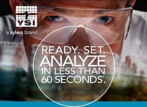 YSI Life Sciences. The Gold Standard in Bio-Analytical Instrumentation. | Laboratory - Analytics | Scoop.it