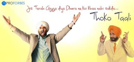 Jis Tarah Agga diya Dhera nu koi khaa nahi sakda - Proforbes | Entertainment | Scoop.it