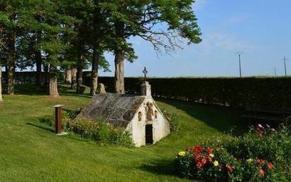 Calme chapelle Saint-Laurian - 03/08/2014, Vatan (36) - La Nouvelle République | Vatan Tourisme | Scoop.it