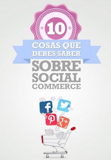 10 cosas que debes saber sobre #SocialCommerce #ebook | Social Media e Innovación Tecnológica | Scoop.it