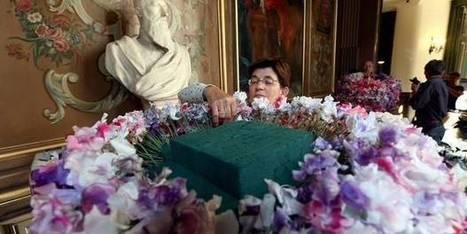 Les fleurs envahissent l'hôtel de ville - lalibre.be | L'actualité sur le métier de fleuriste | Scoop.it