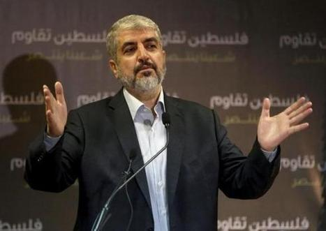 Hamas leader urges Muslims to defend Jerusalem shrine from 'Israeli seizure' | Upsetment | Scoop.it
