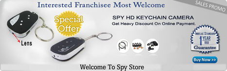 Spy Camera in Faridabad, Noida – Low Prices | 007 detective | Scoop.it