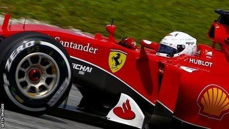 Vettel takes shock Malaysia win | F 1 | Scoop.it
