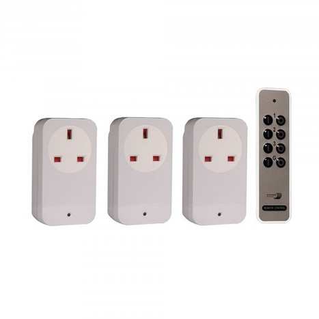 Remote Light Switch Control That Fits Your Lifestyle | Home Automation | Scoop.it