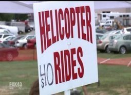 York Fair helicopter operator responds to neighbor complaints - FOX43.com | Customer Care | Scoop.it