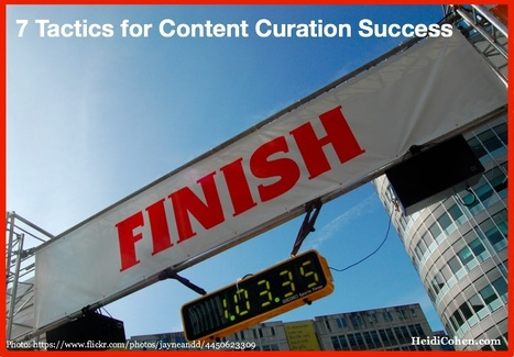 7 Tactics For Content Curation Success | Curation & The Future of Publishing | Scoop.it