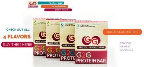 Good2Go Bar | Supplements Tip | Scoop.it