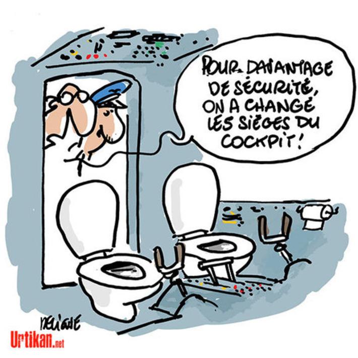 Avions de ligne : Principe de précaution | Baie d'humour | Scoop.it