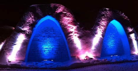 Snow, Ice and WOW! The incerdible Snow Village in Montreal - blog -... - StumbleUpon | Local Economy in Action | Scoop.it
