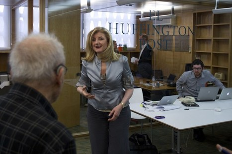 Arianna Huffington will leave The Huffington Post | News, Analysis, Entertainment | Scoop.it