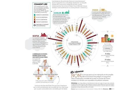 [infographie] Les villes les plus peuplées sont-elles les plus polluées? | Toxique, soyons vigilant ! | Scoop.it