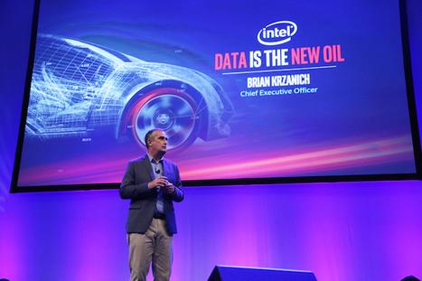 [Véhicule autonome] Intel va investir 250 millions de dollars dans la voiture sans chauffeur | Objets connectés et internet des objets | Scoop.it
