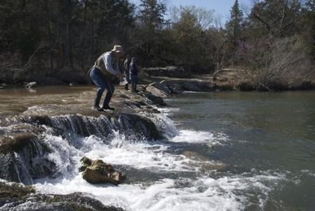 Bigger bows in the Blue - NewsOK.com (blog) | Fish Habitat | Scoop.it