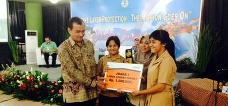 Indonesia Menghapus Penggunaan HCFC untuk Industri Manufaktur– Hari Ozon Internasional 2014 : Kementerian Lingkungan Hidup | Marine Conservation (Konservasi Laut) | Scoop.it