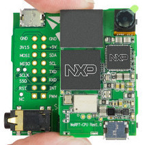 "Wireless-rich ""WaRP7"" module aims i.MX7 at wearables, IoT 
