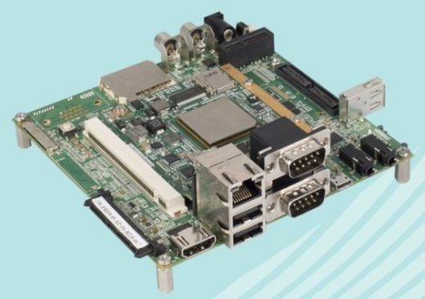 iWave Systems Launches RainboW-G12M-Q7 SoMs Powered by TI Sitara AM389x/DM816x Processor | Embedded Systems News | Scoop.it
