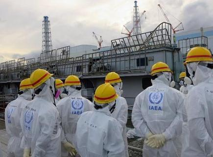 Japan researchers use cosmic rays to see nuclear fuel | Nuclear Physics | Scoop.it