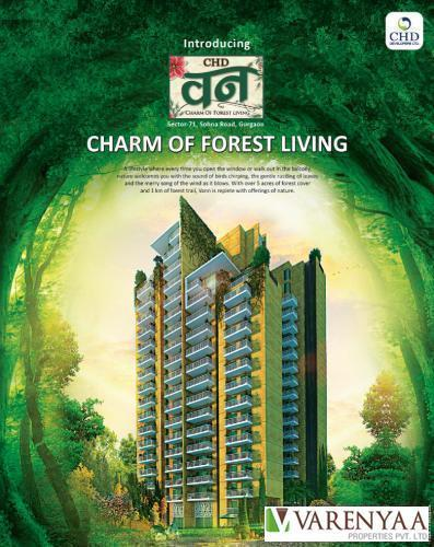 CHD Vann New Project in Sector 71 Gurgaon | CHD Vann Gurgaon sector 71 | Scoop.it