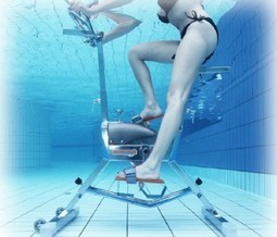 Le vélo aquatique ou aquabike vous dit quelquechose ? - Piscines et Jacuzzi | Aquabike | Scoop.it