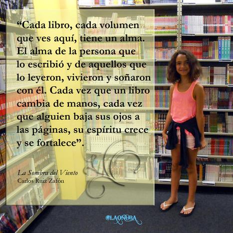 Cada libro tiene un alma | Noticias, Recursos y Contenidos sobre Aprendizaje | Scoop.it