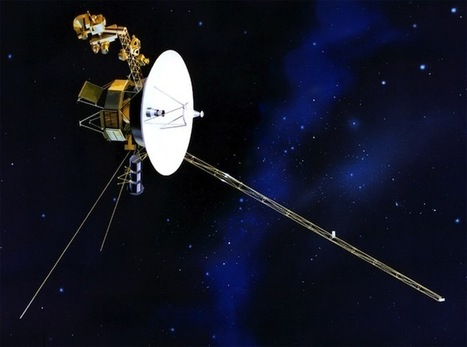 Wait for It: Voyager 1 Has Not Yet Left the Solar System | Wired Science | Wired.com | Sci-Tech News | Scoop.it
