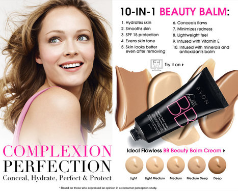 Beauty Balm. | AVON Products | Scoop.it