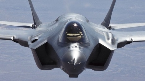 Norwegian test pilot affirms F-35's ability to dogfight | DEFENSE NEWS | Scoop.it