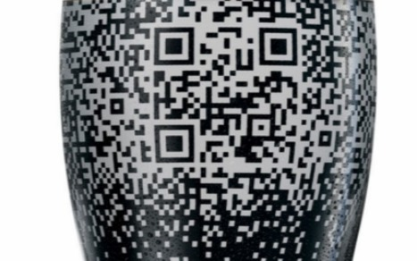 Fill This Glass With Guinness, Get a QR Code | La pige digitale | Scoop.it