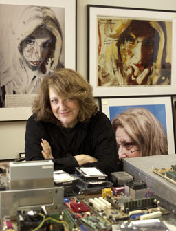Lynn Hershman Leeson - Filmmaker | Ogunte | Women Social Innovators | Scoop.it