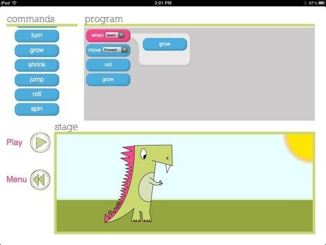 5 best iPad apps to teach programming | iPad classroom | Scoop.it