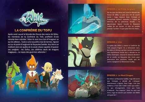 WAKFU, 3 épisodes spéciaux sortis le 1er décembre en DVD - Ludovia Magazine | TICE-en-classe | Scoop.it