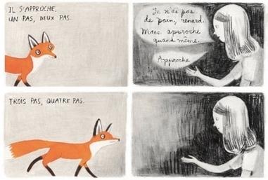 Les Shuster Awards mettent une nouvelle fois la bande dessinée québécoise à l'honneur avec Jane, le renard & moi de Julie Arsenault | Choses à lire | Scoop.it
