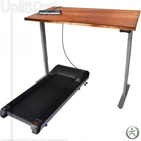 Do Treadmill Desks Slow Down Productivity? | Interesting Stuff from around the web | Scoop.it